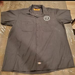 RARE Fender NAMM 2012 Work Shirt
